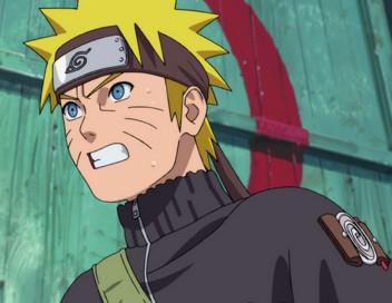 Naruto Shippuden S03E72 Une menace qui s'approche