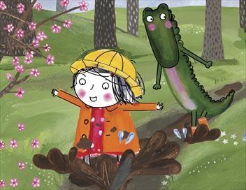 Rita et Crocodile S01E14 Le vélo
