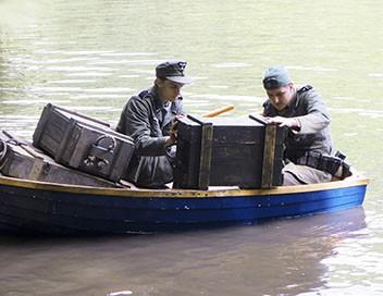 Chasseurs de légendes S03E08 Le trésor englouti des nazis
