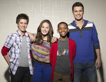 Les Bio-Teens S02E11 Une ombre au tableau