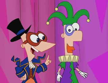 Phineas et Ferb S01E16 Peur sur Danville