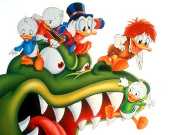 La bande à Picsou S02E30 Le colocataire de Donald !