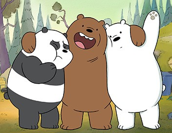 We Bare Bears S03E06 La fête foraine