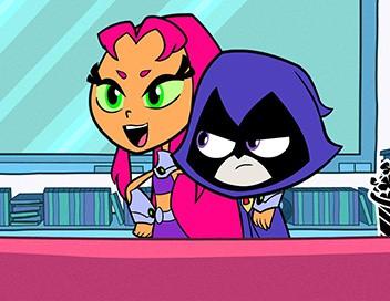 Teen Titans Go ! S01E10 La fête des boulettes. - La réunion du personnel