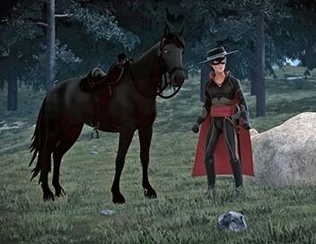 Les chroniques de Zorro S01E03 Le piège