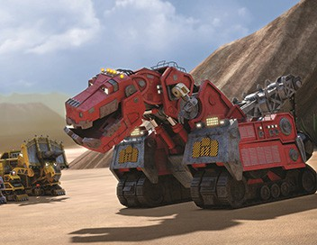 Dinotrux S03E10 Bataille