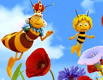 Maya l'abeille S01E47 Le sceptre de la reine