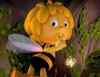 Maya l'abeille S01E50 Molly démolit