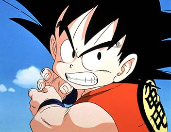 Dragon Ball E137 Sangoku se marie