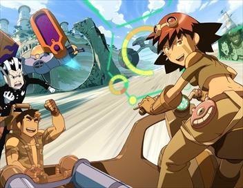 Oban Star Racers E07 Traître comme Toros