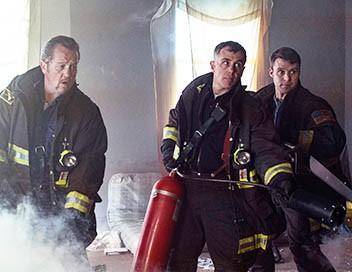 Chicago Fire S05E18 Le poids des mots