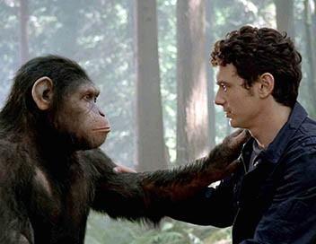 La planète des singes : les origines en streaming