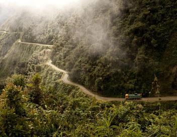Le convoi de l'extrême : les routes des Andes S02E06 Le désert de sel