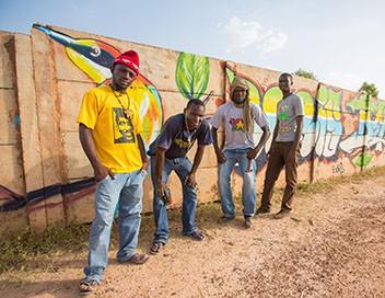 Scratch, sur la route des cultures urbaines E02 Burkina Faso
