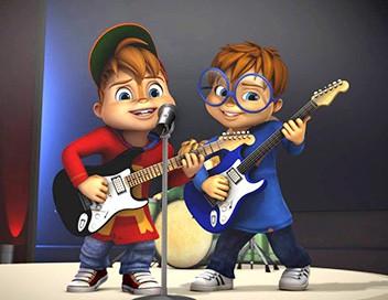 Alvinnn !!! et les Chipmunks S04E00 L'assistant d'Alvin