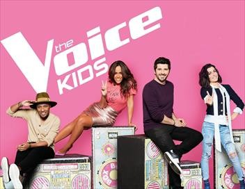 Sur TF1 à 21h05 : The Voice Kids