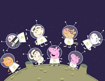 Peppa Pig S02E09 La capsule du temps