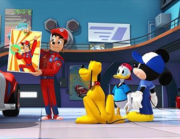 Mickey et ses amis : top départ ! S02E41 Aventure en Amazonie. - Match de Football-Voiture
