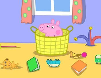 Peppa Pig S01E05 Cache-cache