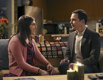 The Big Bang Theory S09E11 L'effervescence de l'avant-première