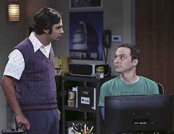 The Big Bang Theory S09E12 Séance chez le psy !