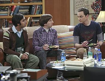 The Big Bang Theory S09E13 Optimisation de l'empathie