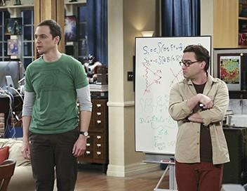 The Big Bang Theory S09E10 Sheldon connaît la chanson