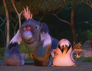 Les as de la jungle à la rescousse S02E02 Show Must Go on