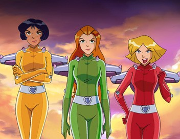 Totally Spies S04E26 Totalement grillées