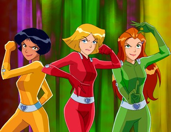 Totally Spies S04E19 Totalement pas Spies