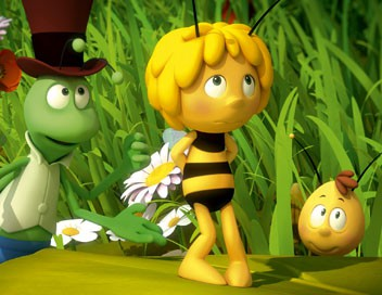Maya l'abeille S01E37 Météo sur commande