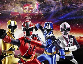 Power Rangers Ninja Steel S01E02 Les étoiles Ninja