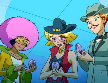 Totally Spies S03E05 Panique à Beverly High