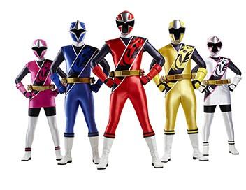 Power Rangers Ninja Steel S01E04 PrestO Change-O