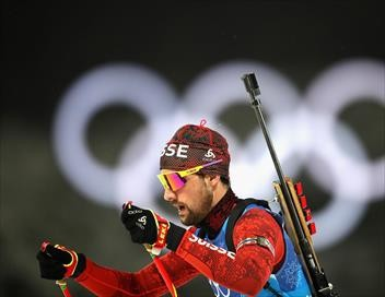 Relais mixte Biathlon Coupe du monde 2018/2019