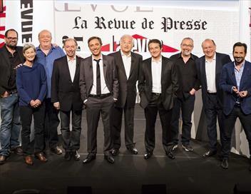 La revue de presse Spéciale Laurent Gerra à Val Cenis