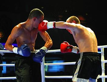 Boxe Réunion de Marseille 2019