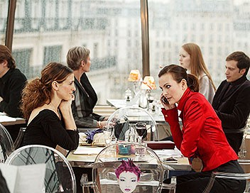 Sex and the City S06E20 Une Américaine à Paris
