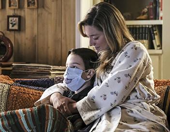 Young Sheldon S01E13 Phobie microbienne