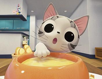 Chi mon chaton S01E38 Chi fait de grandes découvertes
