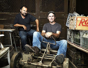 American Pickers, la brocante made in USA S06E27 Le labyrinthe de Pam