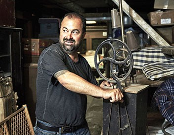 American Pickers, la brocante made in USA S06E26 Une vie mouvementée