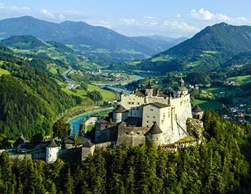 L'Autriche vue du ciel S01E05 Salzbourg