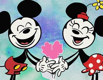 Disney Mickey Mouse S05E89 A la lueur de la lune