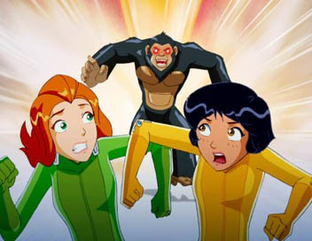 Totally Spies S01E19 Jeux dangereux