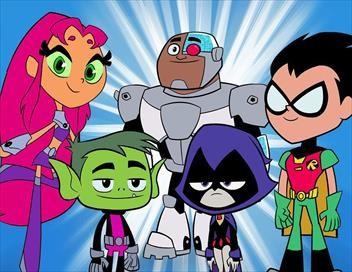 Teen Titans Go ! S05E30 Lil' Dimples