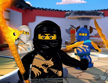 Ninjago S02E09 Retrouvailles
