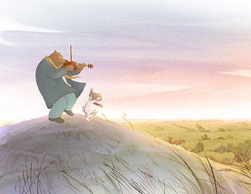 Ernest et Célestine S01E05 Le bal des souris