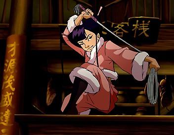 Shaolin Wuzang S01E13 Le voile de lumière