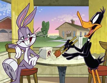 Looney Tunes Show S02E06 Steve St James. - Chutes libres